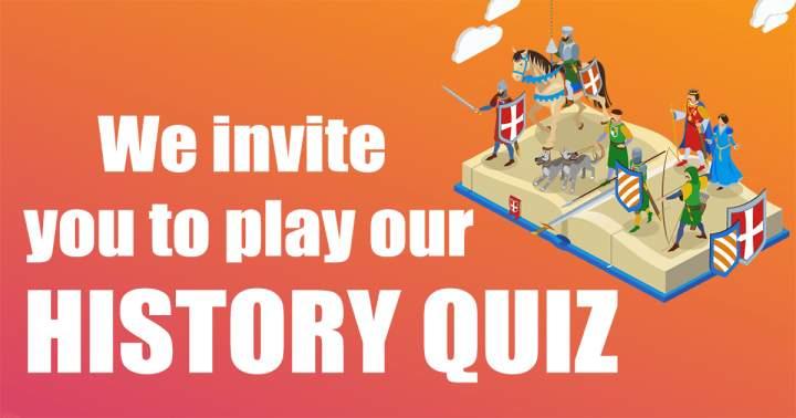 Fresh History Quiz