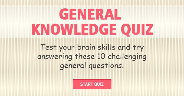 Test your brain skills now!