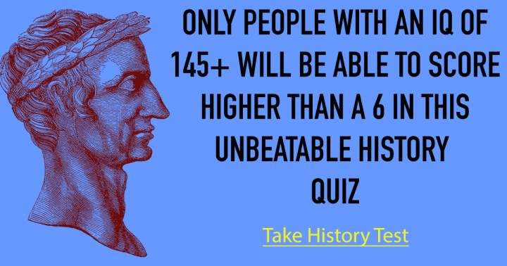 Impossible History Quiz