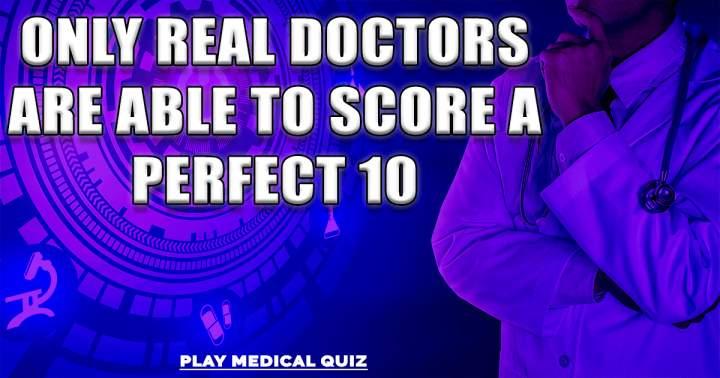 Medical Quiz