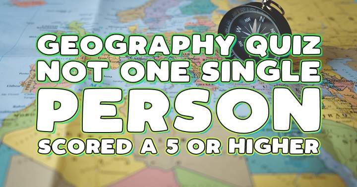 Quiz About Geography