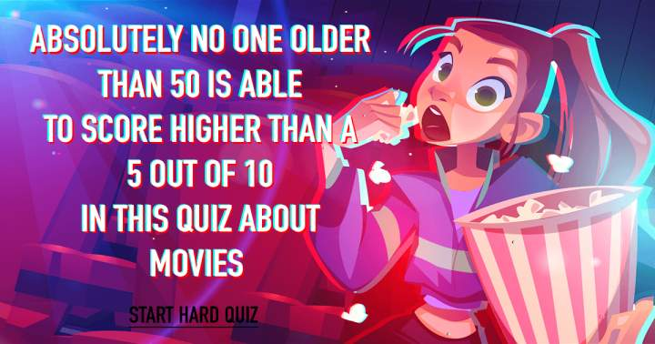 HARD Quiz About Movies